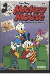 Mickey Mouse 1991/9 - Régikönyvek