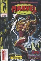 Marvel 1996/6 december 24. szám - Régikönyvek