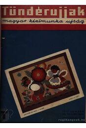 Tündérujjak 1937 - Régikönyvek