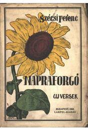 Napraforgó (dedikált) - Régikönyvek