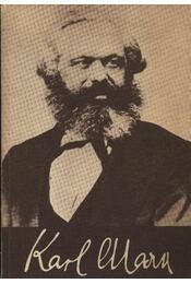 Karl Marx 1818-1883 - Régikönyvek