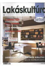 Lakáskultúra 2005/1. január - Régikönyvek