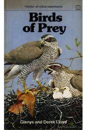 Birds of prey (Ragadozó madarak) - Régikönyvek