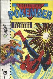 A Csodálatos Pókember 19. - Régikönyvek