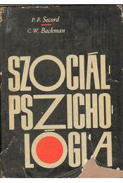 Szociálpszichológia - Régikönyvek