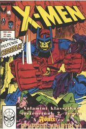 X-Men 1996/4 július 33. szám - Régikönyvek