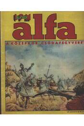 Alfa 1981. augusztus - Régikönyvek