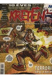 Kretén 2004/4. 68. szám - Régikönyvek