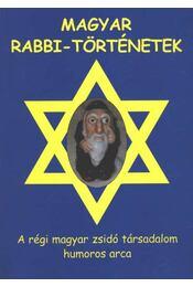 Magyar rabbi-történetek - Régikönyvek