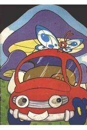 Kocsikaland - Régikönyvek