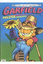Garfield 1998/8. 104. szám - Régikönyvek