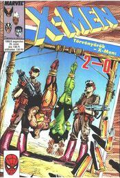 X-Men 1995/5 augusztus 26. szám - Régikönyvek