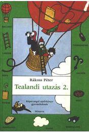 Tealandi utazás 2 - Régikönyvek