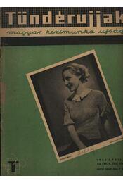 Tündérujjak 1936. április XII. évf. 4. - Régikönyvek