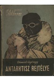 Antarktisz rejtélye - Régikönyvek