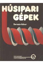 Húsipari gépek - Régikönyvek