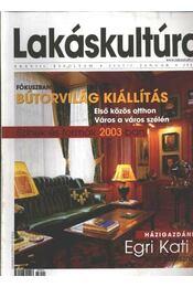 Lakáskultúra 2003/1. január - Régikönyvek