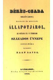 Békés-csaba - Régikönyvek