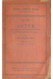 Lotte - Heijermans - Régikönyvek