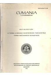 A Torba a Bácskai Bunyevácok tarisznyája - Régikönyvek