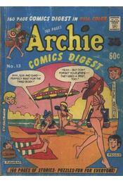 Archie comics digest No. 13 - Régikönyvek