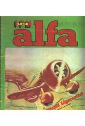 Alfa 1981. október - Régikönyvek