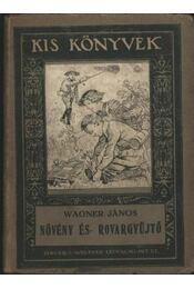 Növény- és rovargyűjtő - Régikönyvek