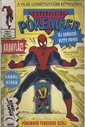 A csodálatos Pókember 1992/5. 36. szám - Régikönyvek