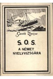 S.O.S. a német nyelvvizsgára - Régikönyvek