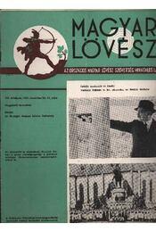 Magyar Lövész 1941/11. szám - Régikönyvek