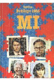 Magyar Ifjúság évkönyv 1985 - Régikönyvek