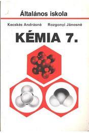 Kémia 7. - Régikönyvek