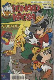 Donald Kacsa 2001/12. - Régikönyvek