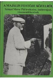 A Majális festője közelről - Régikönyvek