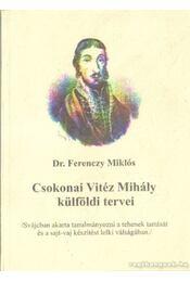 Csokonai Vitéz Mihály külföldi tervei - Régikönyvek
