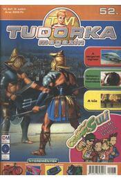 Tudorka magazin 52 - Régikönyvek