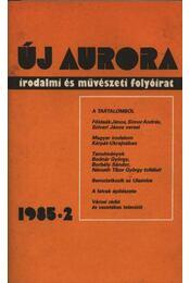 Új Aurora 1985. 2. - Régikönyvek