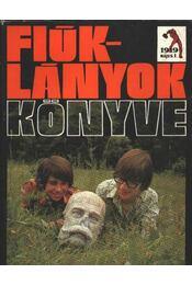 Fiúk-lányok könyve 1978. - Régikönyvek