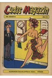 Ludas Magazin 1988. augusztus - Régikönyvek