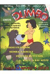Dumbó 1997/6 - Régikönyvek