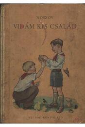 Vidám kis család - Régikönyvek