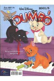 Dumbó 2001/5 - Régikönyvek