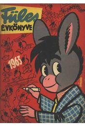 Füles évkönyve 1963 - Régikönyvek