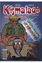 Kismalac 2003/március - Régikönyvek