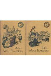 Moll Flanders I-II. kötet - Régikönyvek
