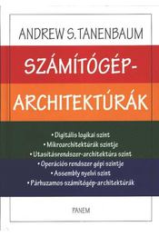Számítógép-architektúrák - Régikönyvek