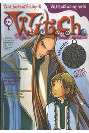 Witch 2003/9. 21. szám - Régikönyvek