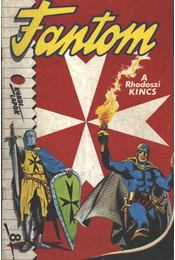 Fantom 8. (A rhodoszi kincs) - Régikönyvek