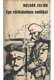 Egy vöröskatona emlékei - Régikönyvek