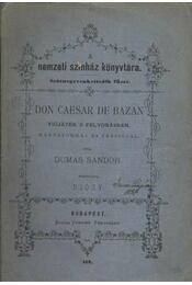Don Caesar de Bazan - Régikönyvek
